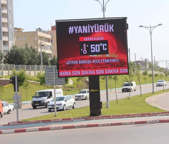 Adana'da maske takmak zorunlu hale geldi #2