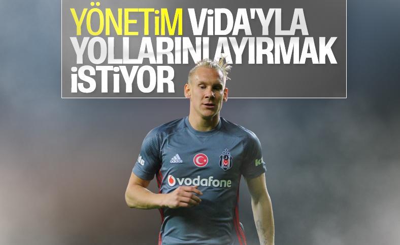 Beşiktaş, Vida'yı gönderebilir