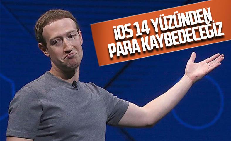 Facebook: iOS 14 reklam gelirlerimizi azaltacak