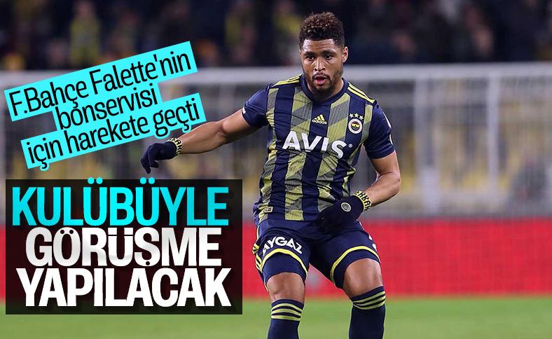 Fenerbahçe, Falette için Frankfurt'la görüşecek