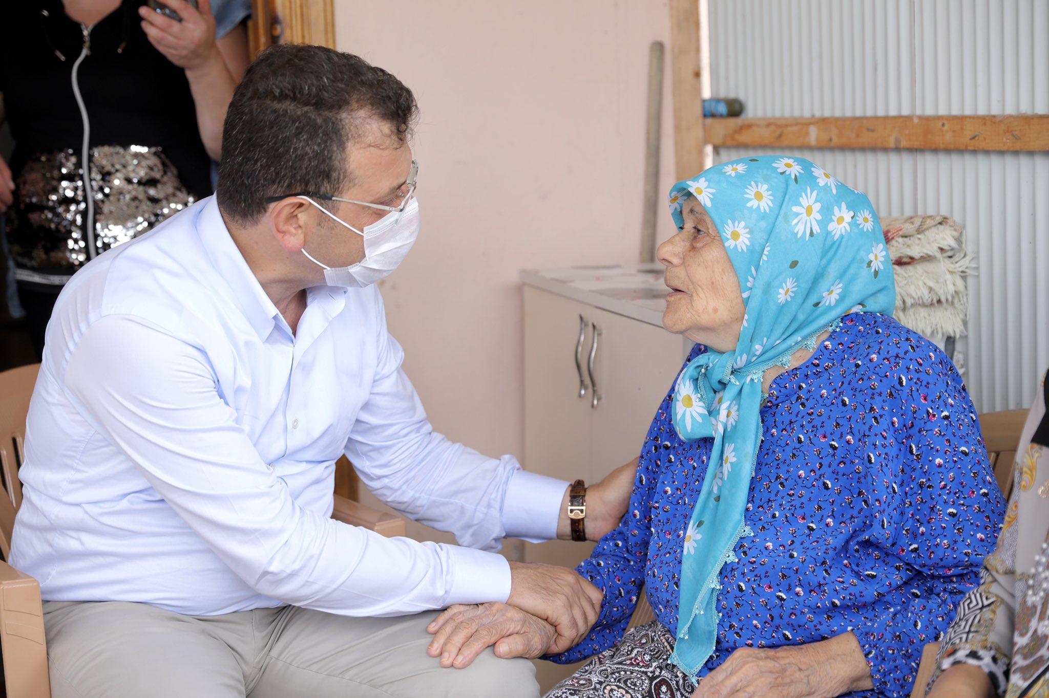 Ekrem İmamoğlu Trabzon'da #4