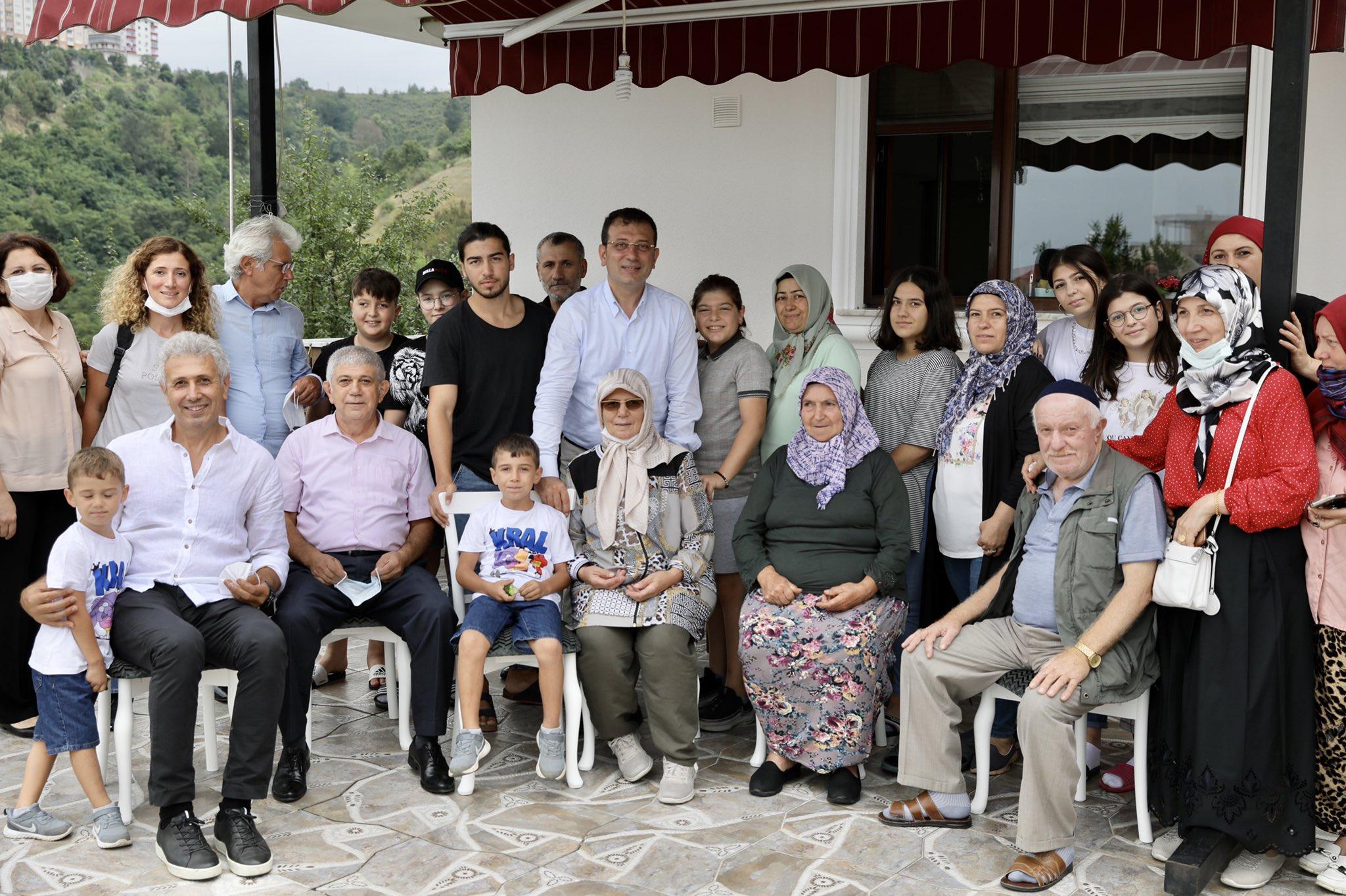 Ekrem İmamoğlu Trabzon'da #3
