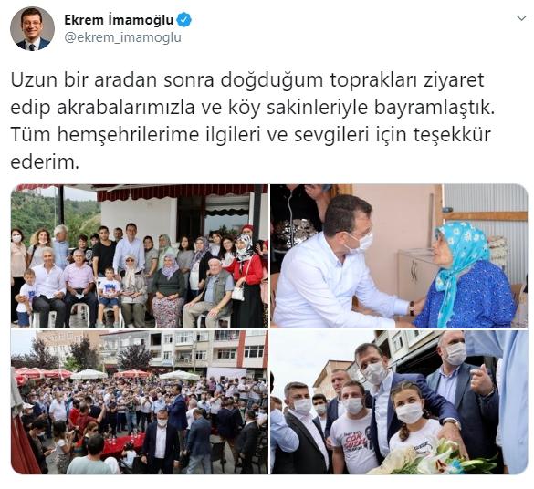 Ekrem İmamoğlu Trabzon'da #2