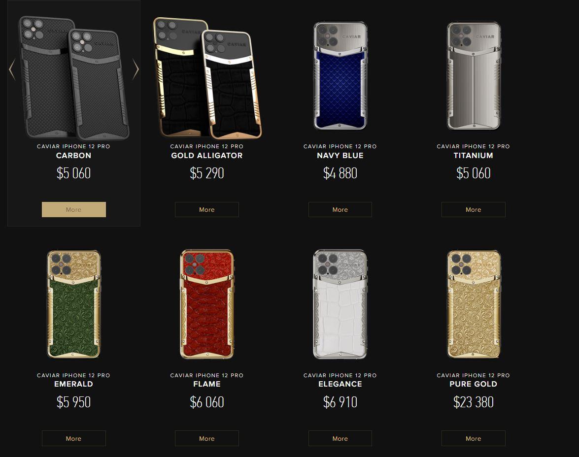 Altın kaplama iPhone 12 Pro, # 2 ön siparişi için kullanılabilir