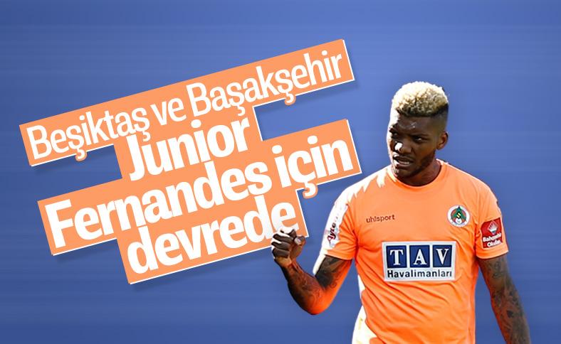 Beşiktaş ve Başakşehir, Fernandes'le ilgileniyor
