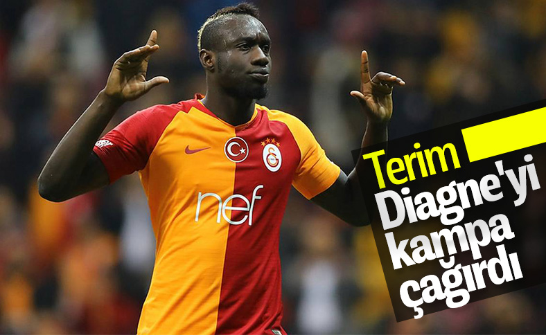 Galatasaray'ın Diagne kararı