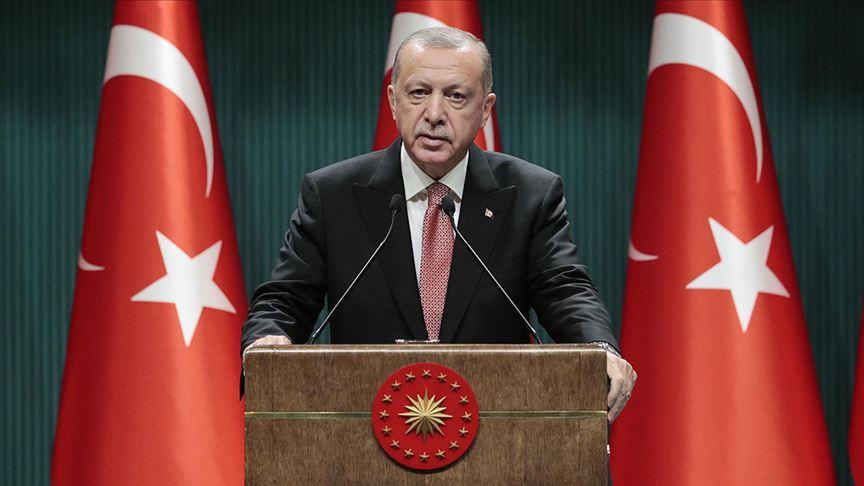Le Monde Cumhurbaşkanı Erdoğan'ı haberine taşıdı #1