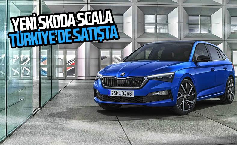 Yeni Skoda Scala'nın Türkiye fiyatı belli oldu