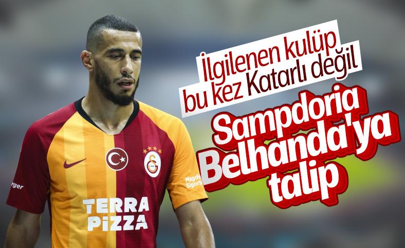 Sampdoria, Belhanda ile ilgileniyor