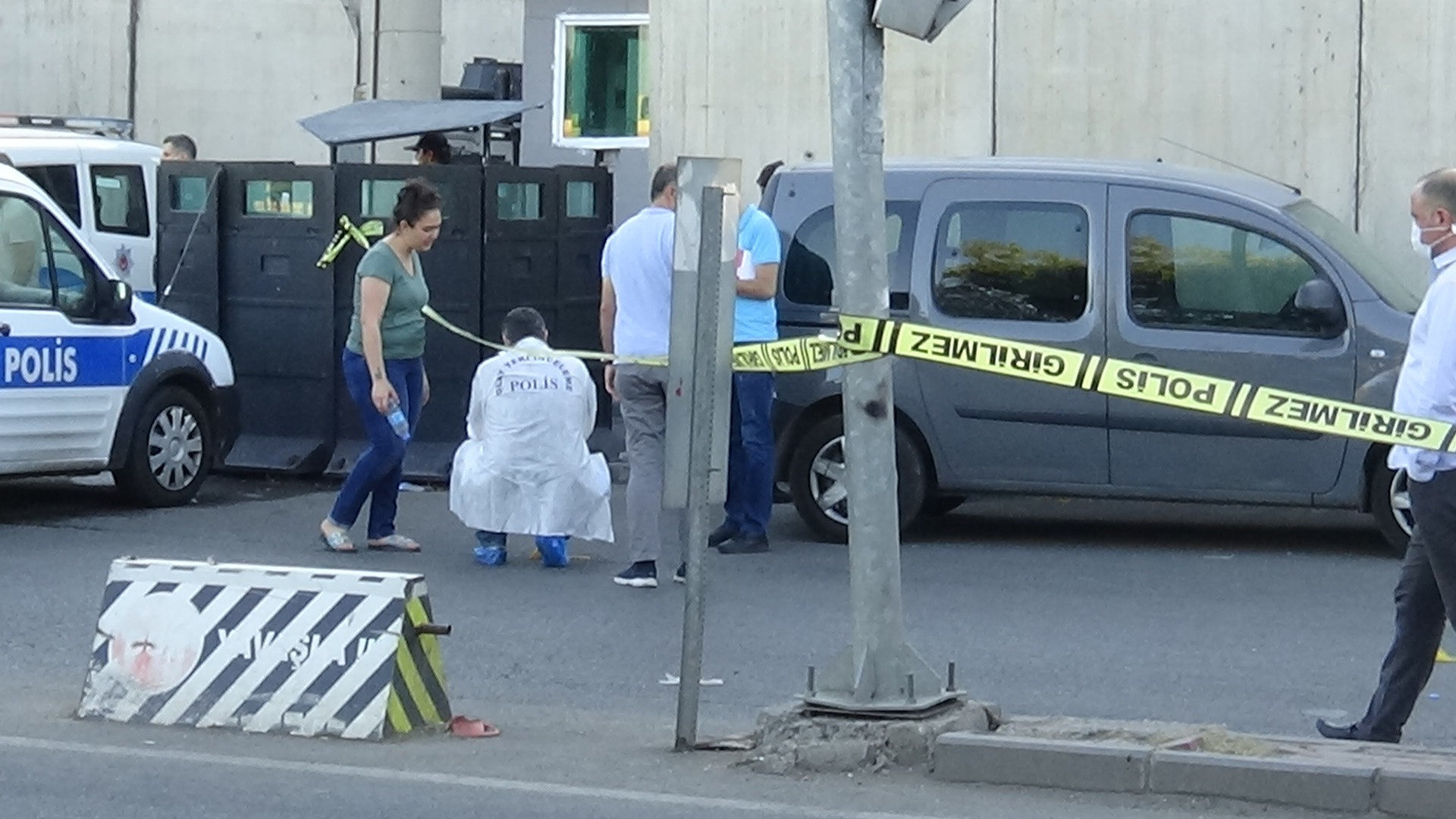 Diyarbakır'da pazar yeri kavgası: 12 yaralı #5