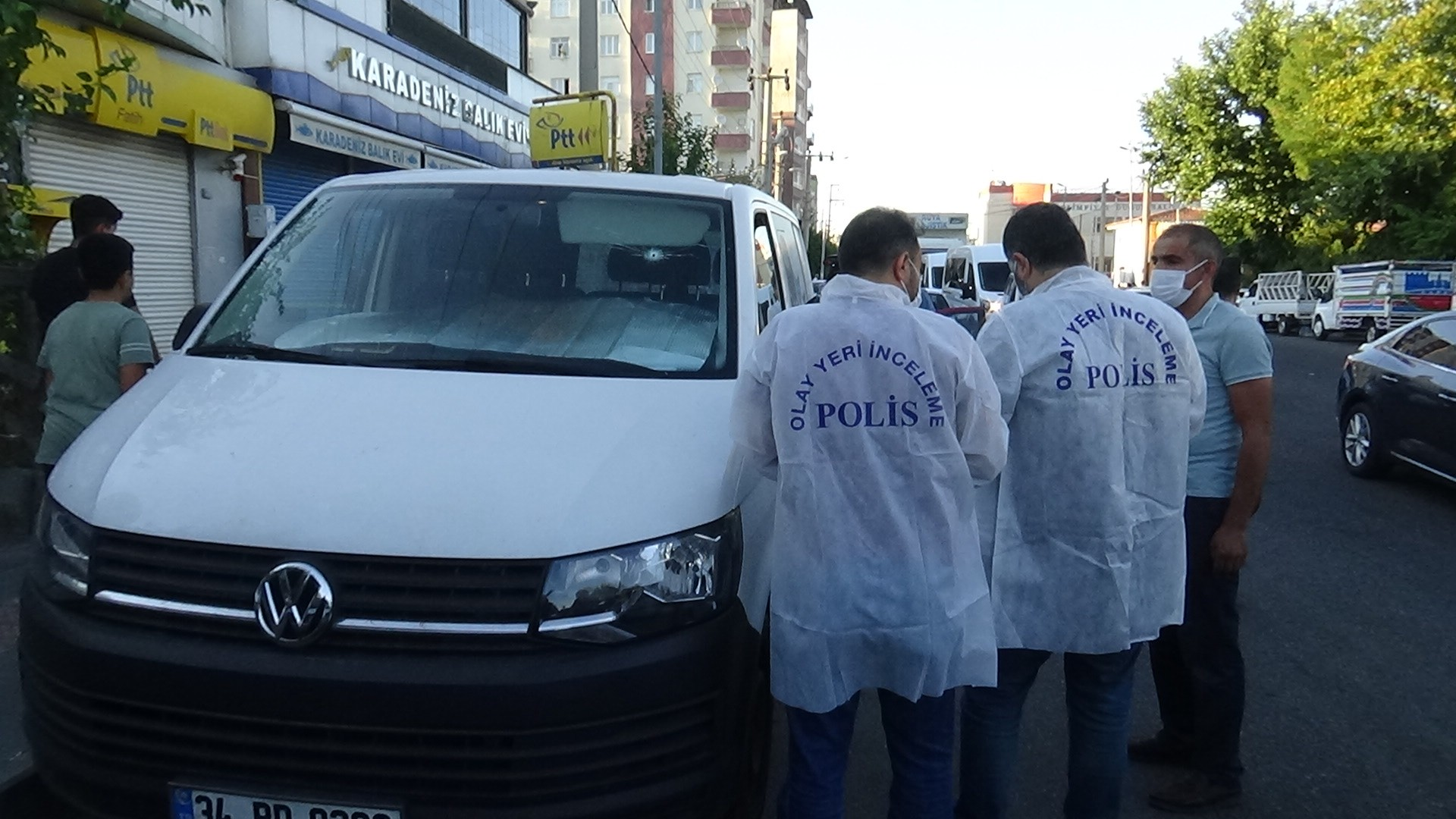 Diyarbakır'da pazar yeri kavgası: 12 yaralı #2