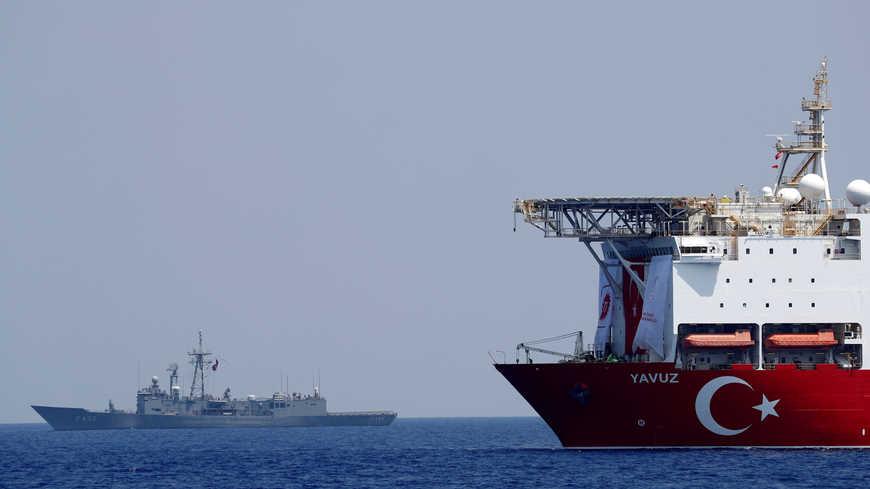 Amerikan basını Türkiye'nin Akdeniz'deki varlığının # 2