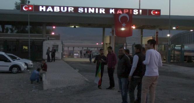 Türkiye sınır kapısını KBY # 1 ile kapattı