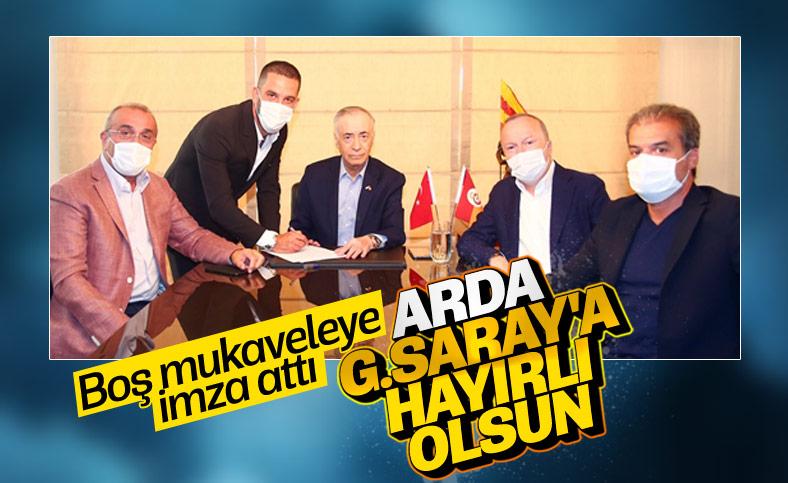 Arda Turan, Galatasaray'da