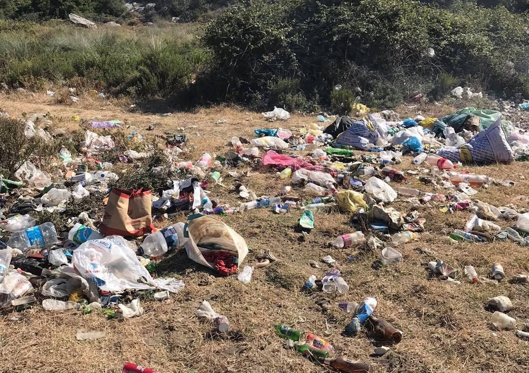 Erdek, tatilcilerden sonra çöpten geçilmiyor #1