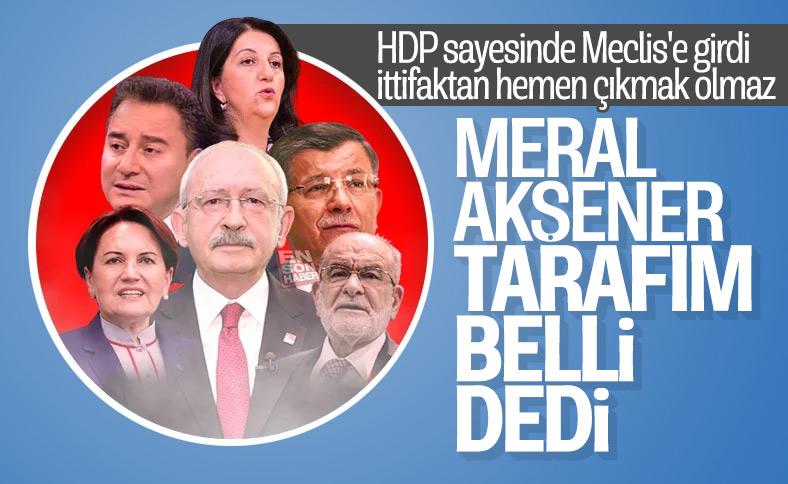Meral Akşener, Devlet Bahçeli'nin çağrısına cevap verdi