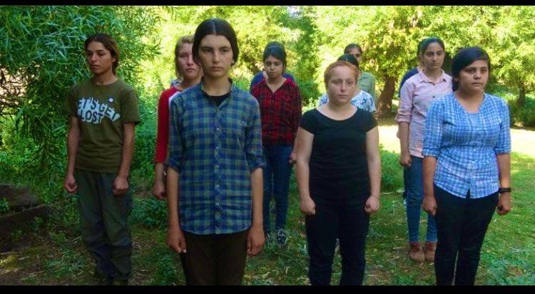 Terör örgütü PKK, 14 kız çocuğunu kandırıp dağa çıkardı #1