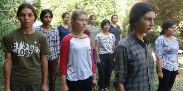 Terör örgütü PKK, 14 kız çocuğunu kandırıp dağa çıkardı #2