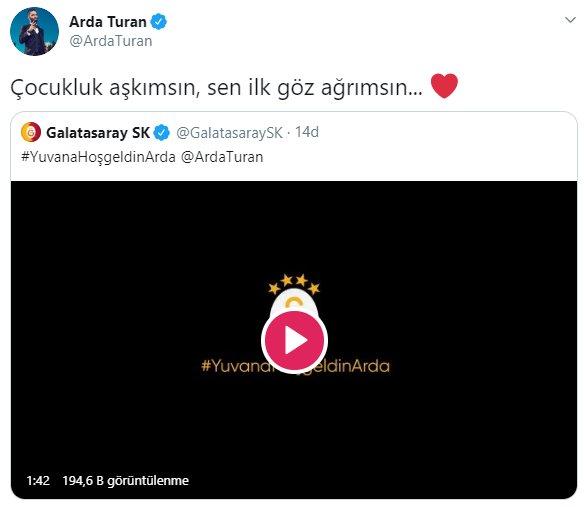 Arda Turan, Galatasaray'da #4