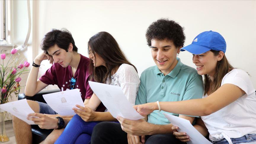 Üniversitelere tercih süreci başladı #1