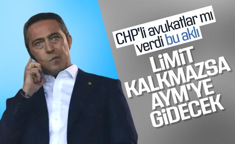 Fenerbahçe, Anayasa Mahkemesi'ne başvuracak