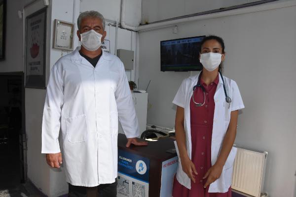Eskişehir de, sağlık raporu vermeyen doktorlara saldırı #5