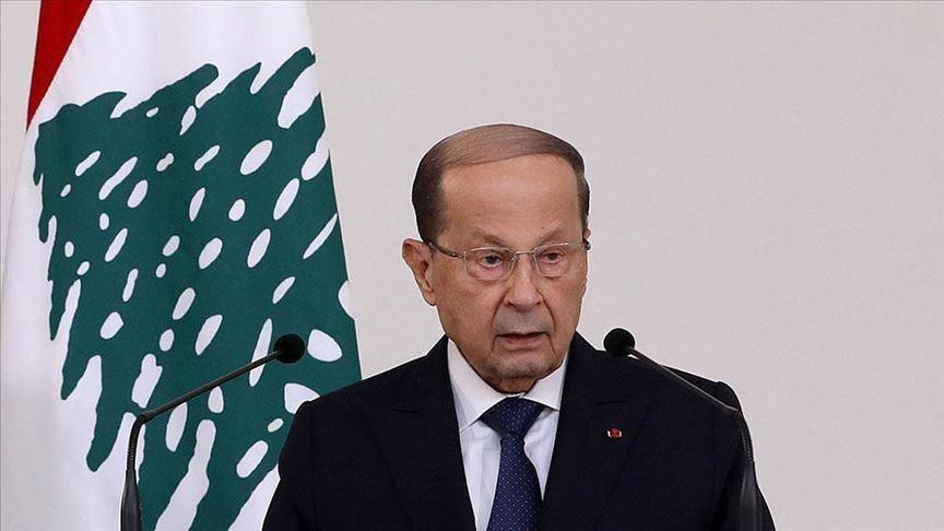Lübnan Cumhurbaşkanı: Patlamanın nedeni net değil # 2