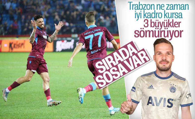 Fenerbahçe'de hedef Jose Sosa