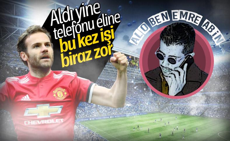 Fenerbahçe'den Juan Mata girişimi