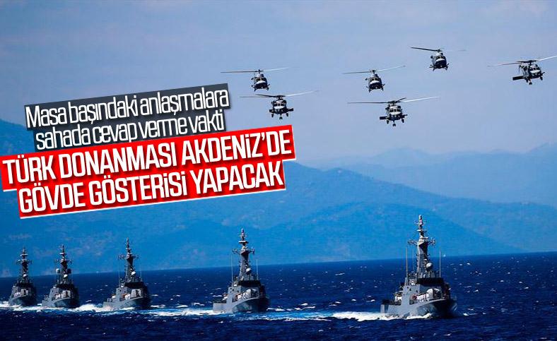Türkiye'den Akdeniz'de yeni Navteks ilanı
