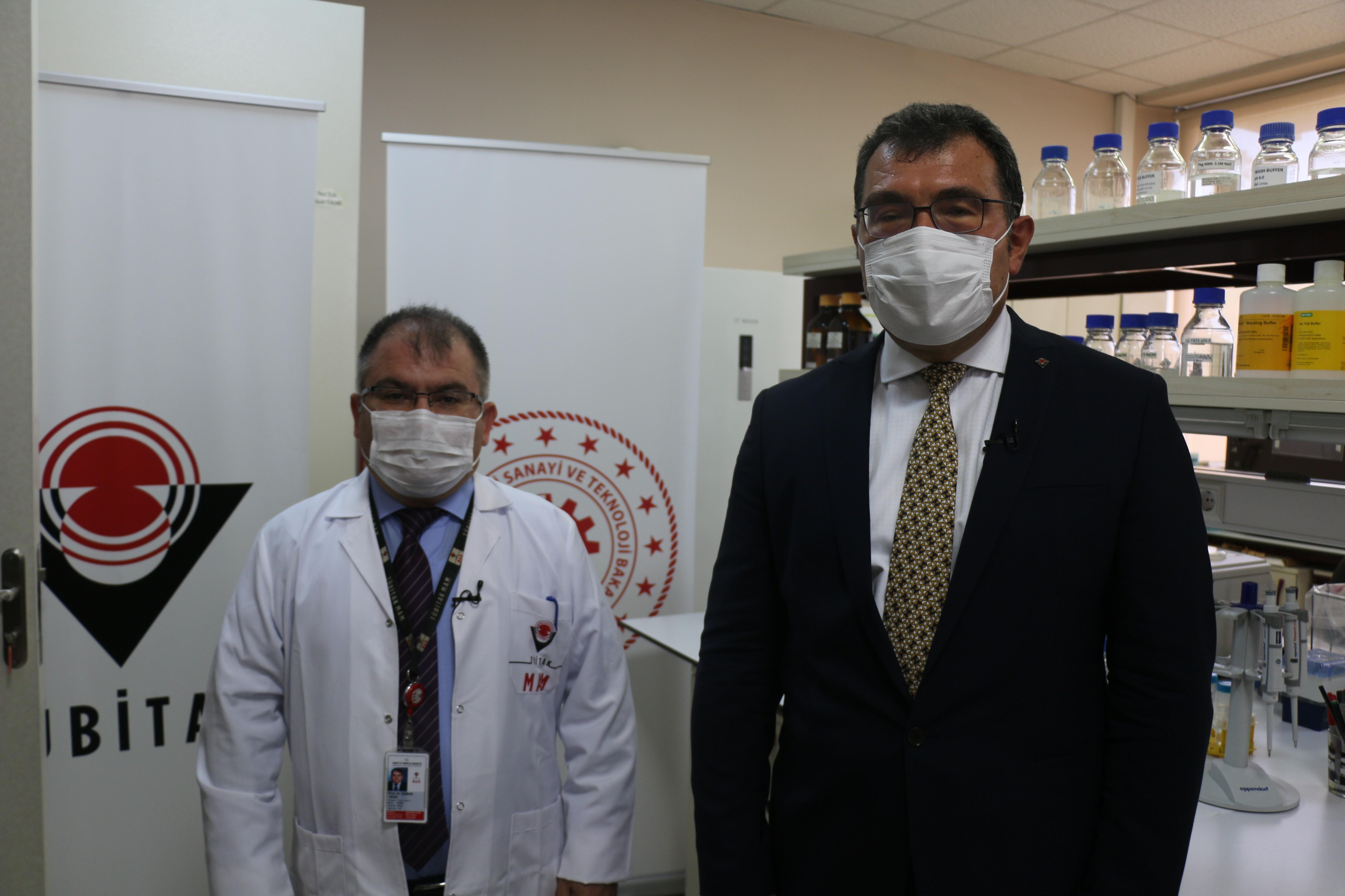TÜBİTAK Başkanı koronavirüs aşısı için tarih verdi  #4