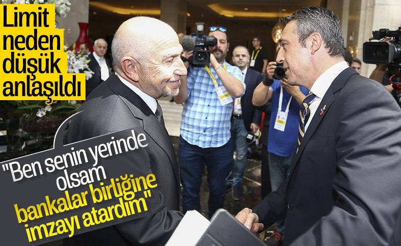 Nihat Özdemir: F.Bahçe başkanı olsam imzayı atardım