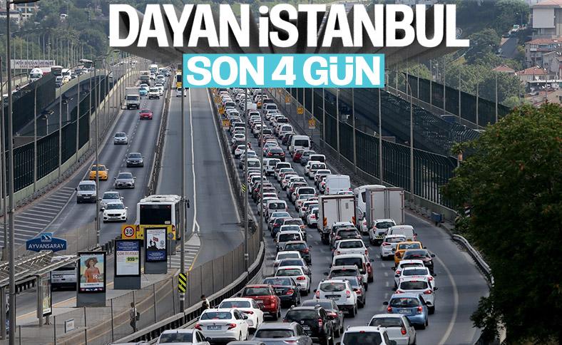 Haliç Köprüsü'ndeki çalışmalar 14 Ağustos'ta bitecek