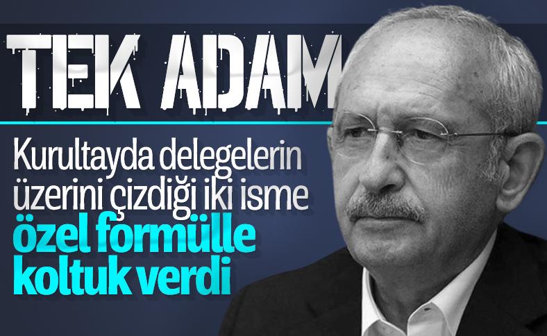 Kılıçdaroğlu'nun Tuncay Özkan ve Ünal Çeviköz formülü