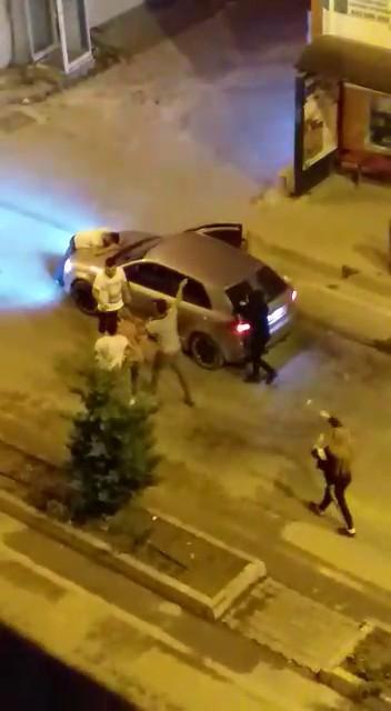 Bolu da cami duvarına tuvaletini yapan şahıs olay çıkardı #3
