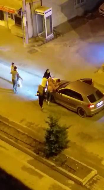 Bolu da cami duvarına tuvaletini yapan şahıs olay çıkardı #4