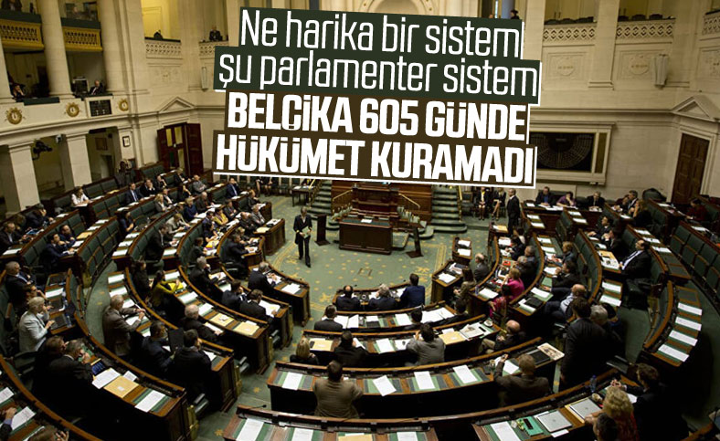 Belçika 605 gündür hükümeti kuramadı