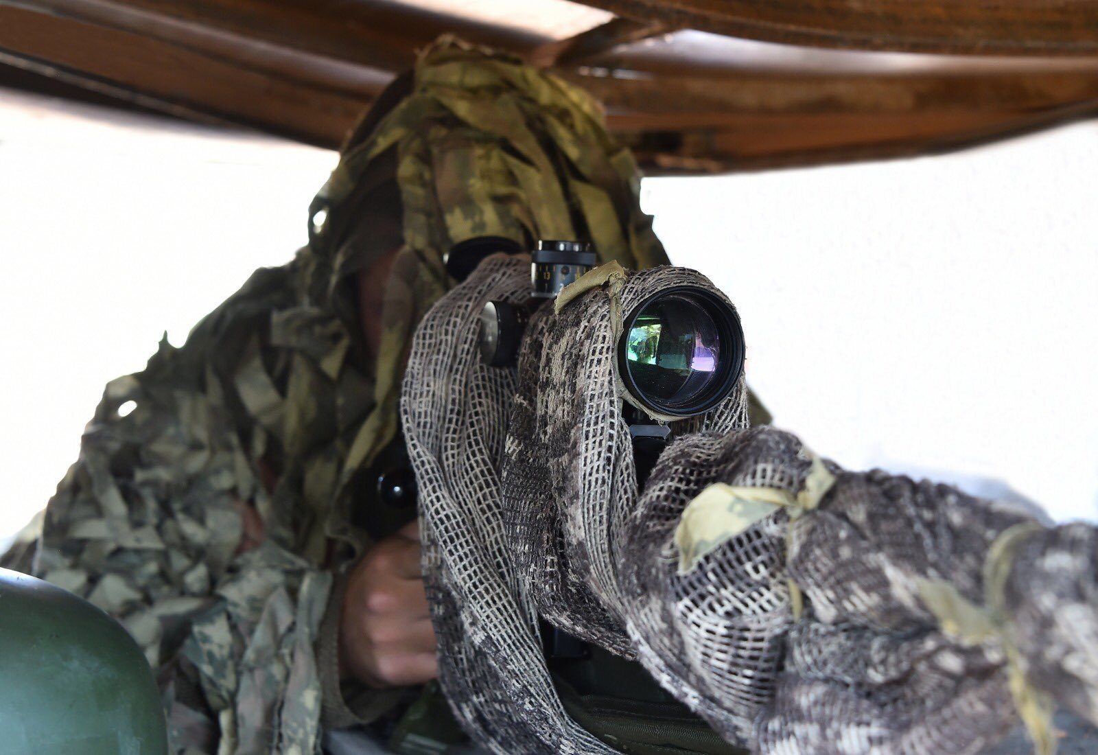 MSB duyurdu: 4 PKK/YPG li terörist yakalandı #1