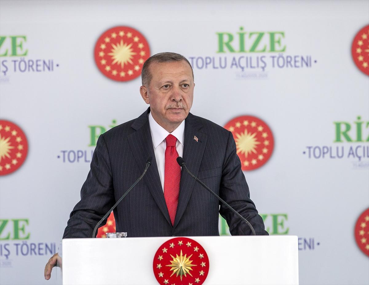 Erdoğan: Haklarımızı sonuna kadar korumaya odaklandık #2