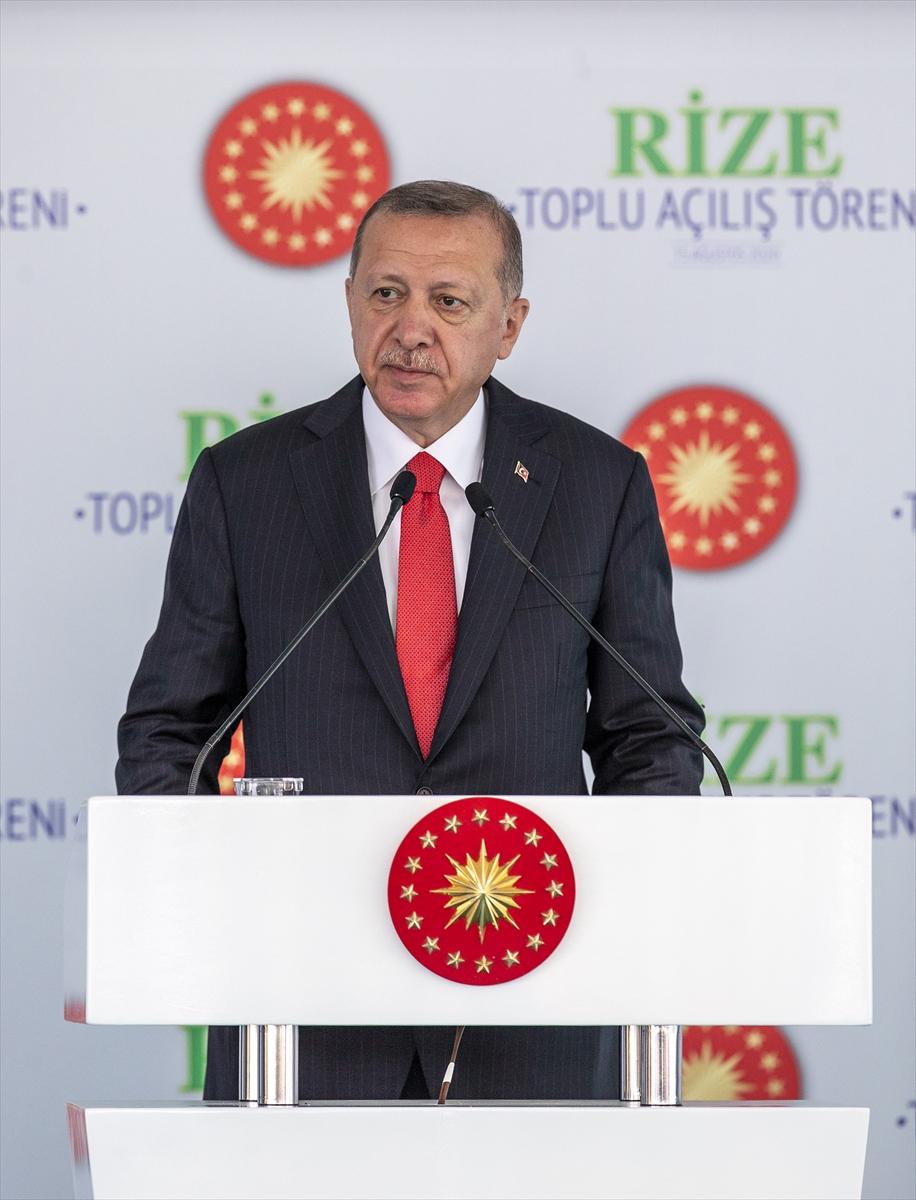Erdoğan: Haklarımızı sonuna kadar korumaya odaklandık #1