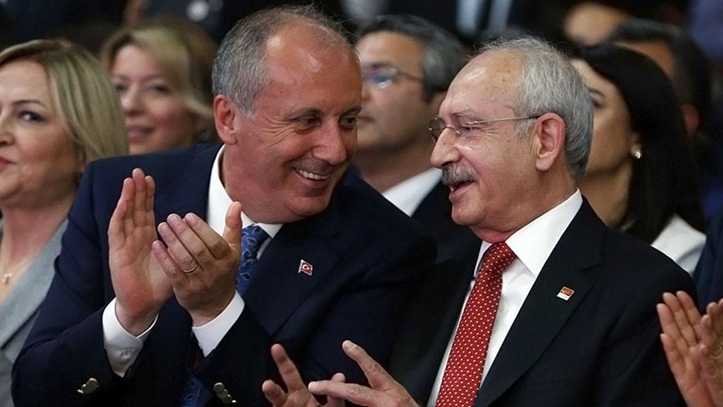 Kılıçdaroğlu ndan Muharrem İnce ye yüz vermeyin talimatı #1