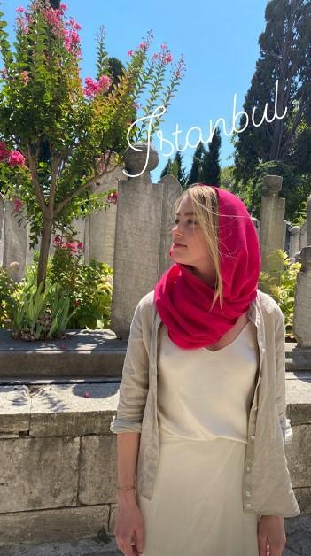 Johnny Depp in eski eşi Amber Heard İstanbul a geldi #2