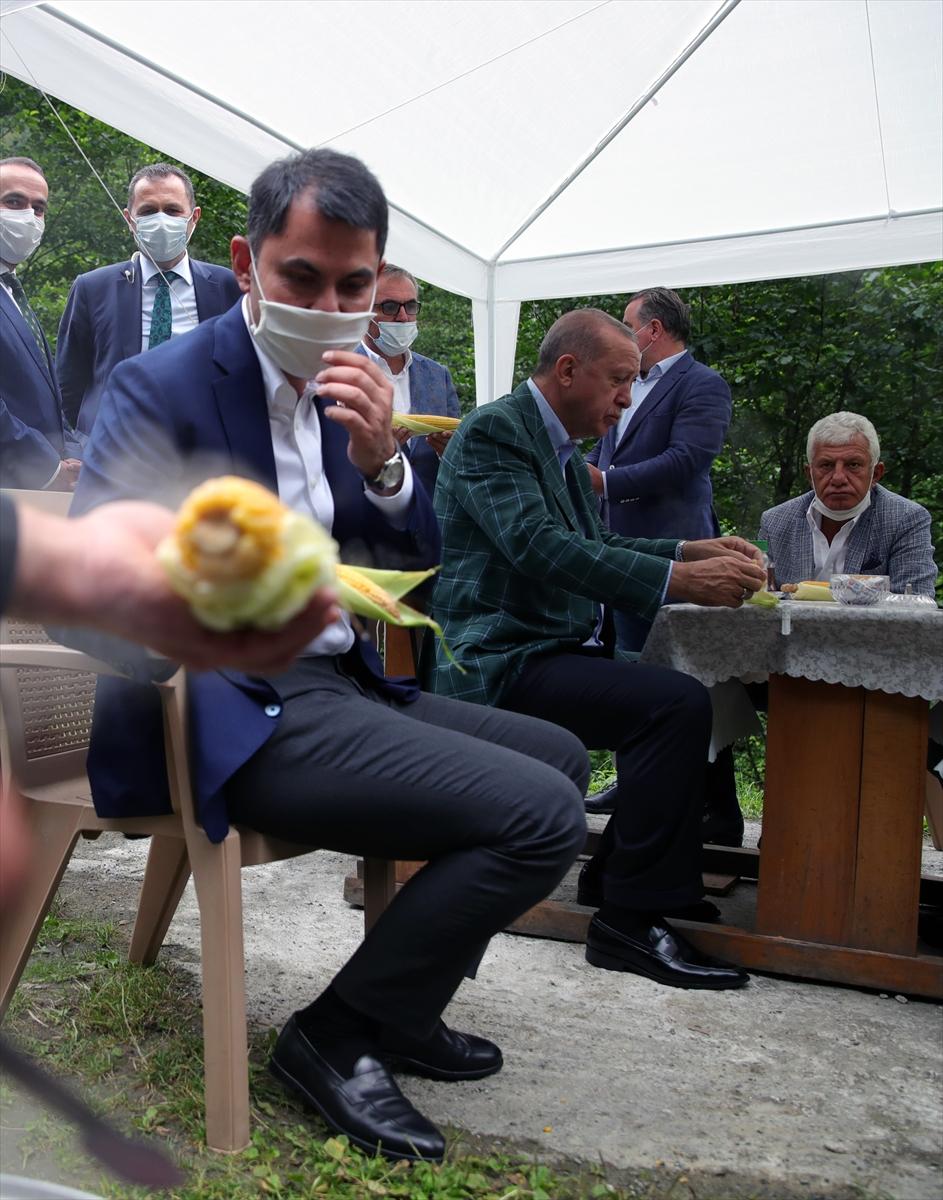 Erdoğan, Rizeliden sigarayı bırakma sözü aldı #3