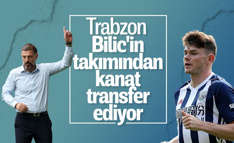Trabzonspor Oliver Burke ile temas halinde