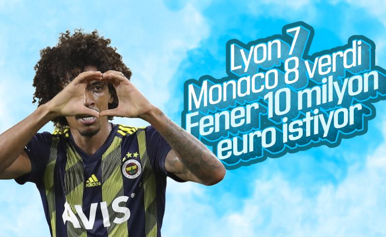 Monaco, Gustavo için 8 milyon euro önerdi