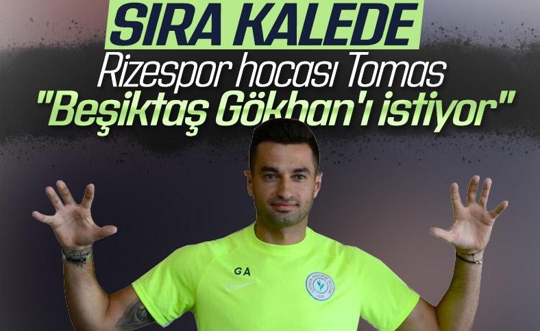 Tomas: Beşiktaş, Gökhan Akkan'ı istiyor