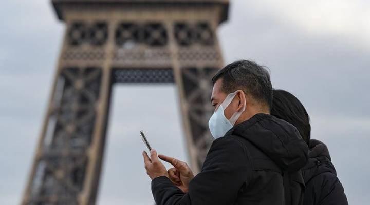 Fransa da iş yerlerinde maske takma zorunluluğu getirildi #3