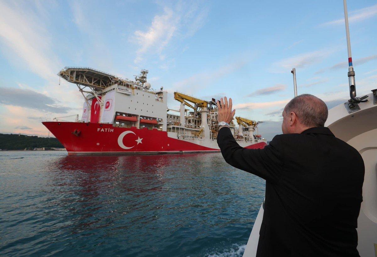 Tuna-1 ve Kıyıköy de doğalgaz bulundu #1