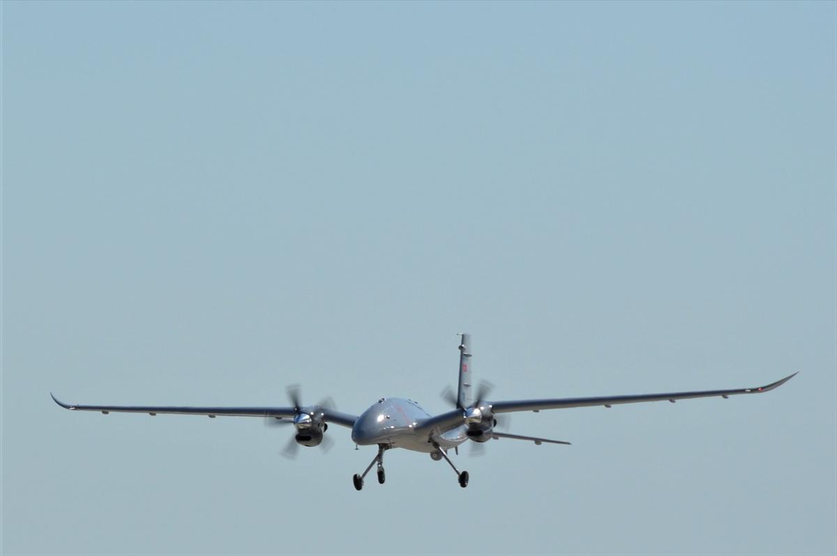 Bayraktar Akıncı Tiha nın uçuş testi, başarıyla tamamlandı #3