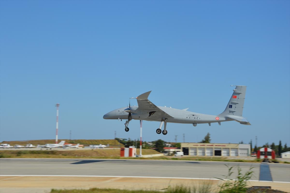 Bayraktar Akıncı Tiha nın uçuş testi, başarıyla tamamlandı #2